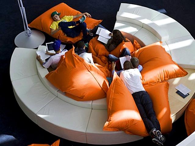 Самі незвичайні школи світу: Школа за принципом open space, Копенгаген, Данія