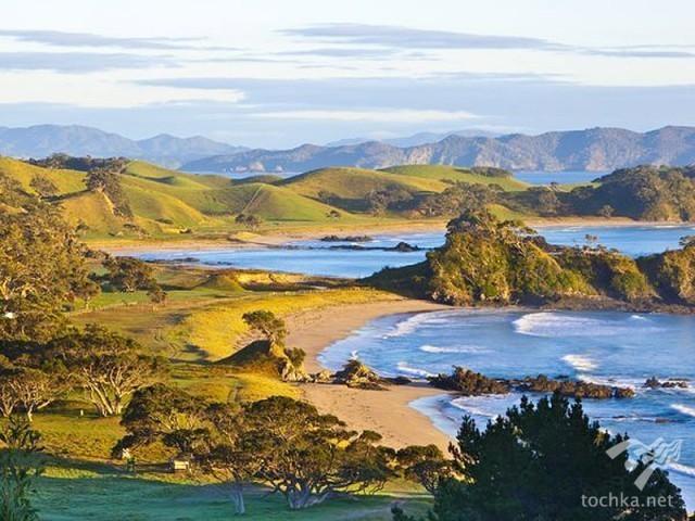 Кращі узбережжя світу