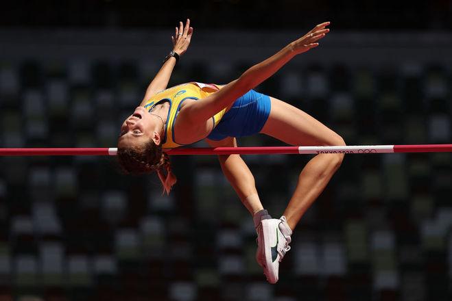Ярослава Магучіх, Олімпіада 2020
