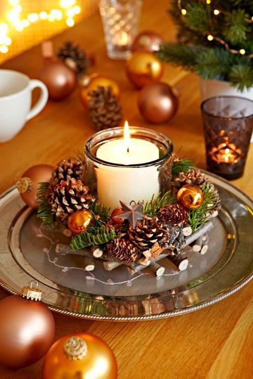 Новый год 2020: самые красивые идеи сервировки новогоднего стола