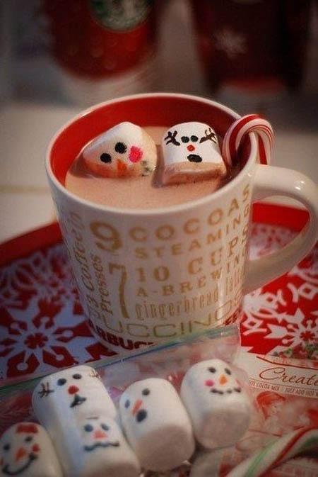 Кофе с ароматом Нового года