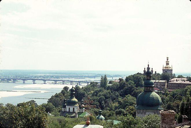 Ретроспектива: Київ 50 років тому