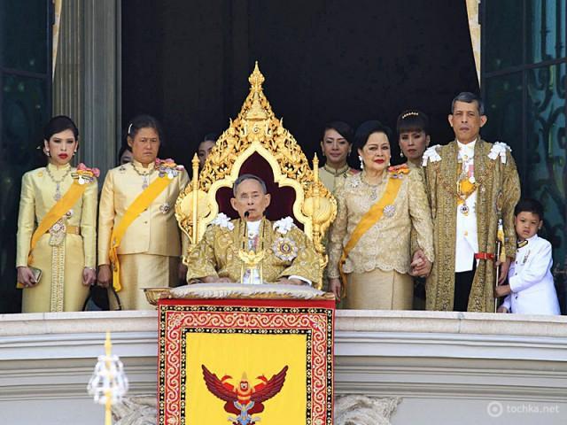 30 фактов о Таиланде: королевская семья