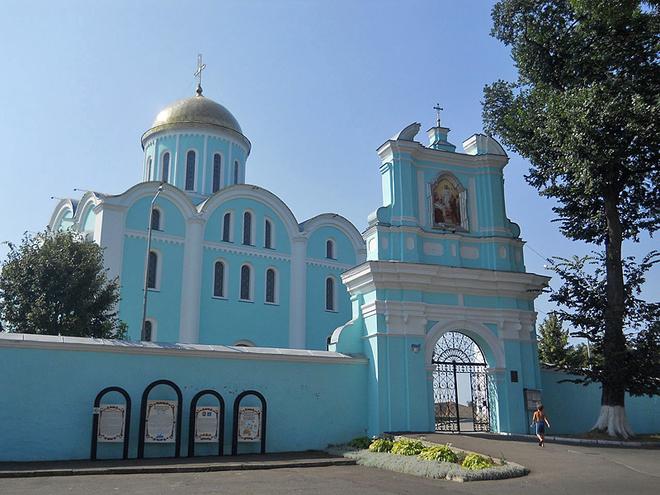 Володимир Волинський, визначні місця: Успенський собор