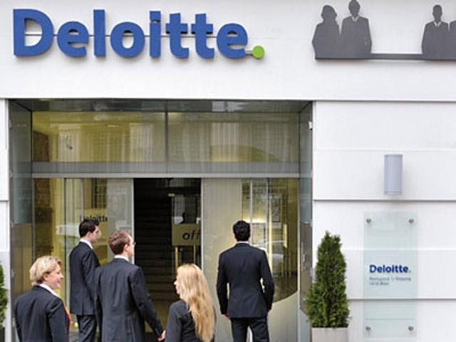 Де зустріти принца: принц Бельгії Амедео, офіс компанії Deloitte Touche Tohmatsu
