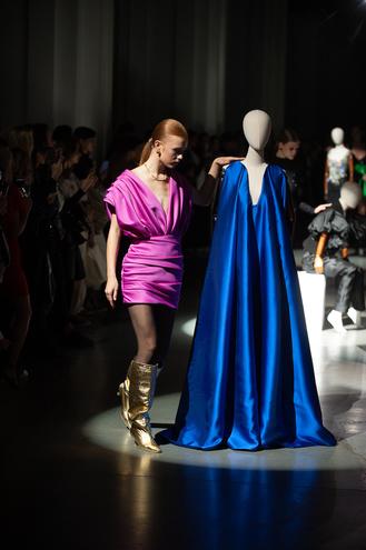 Показ GASANOVA: UFW noseason sept 2021 на Ukrainian Fashion Week noseason sept 2021