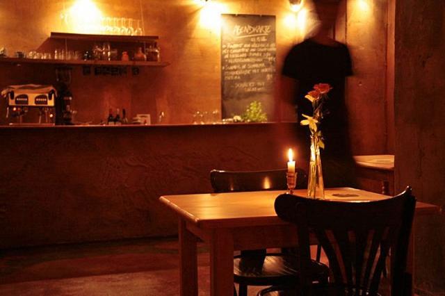 Ресторан SAUVAGE