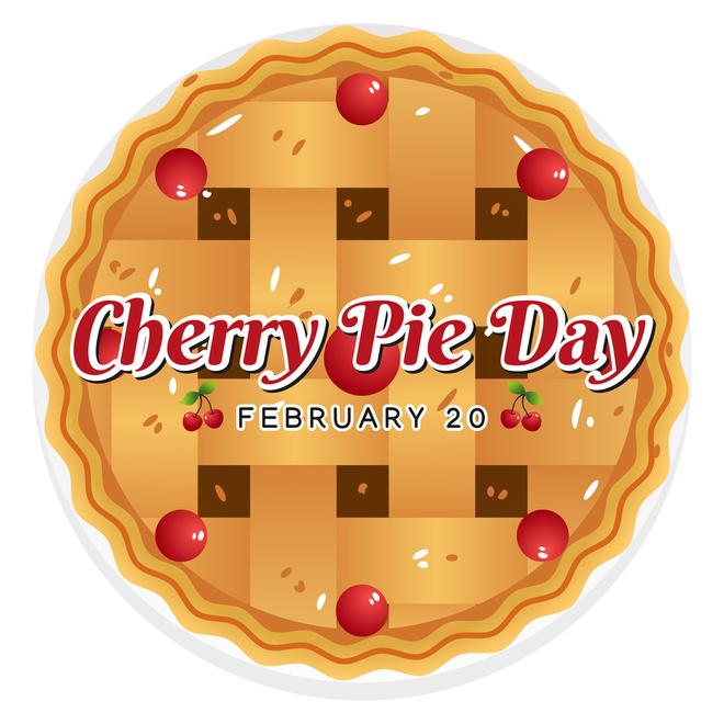 Национальный день вишневого пирога