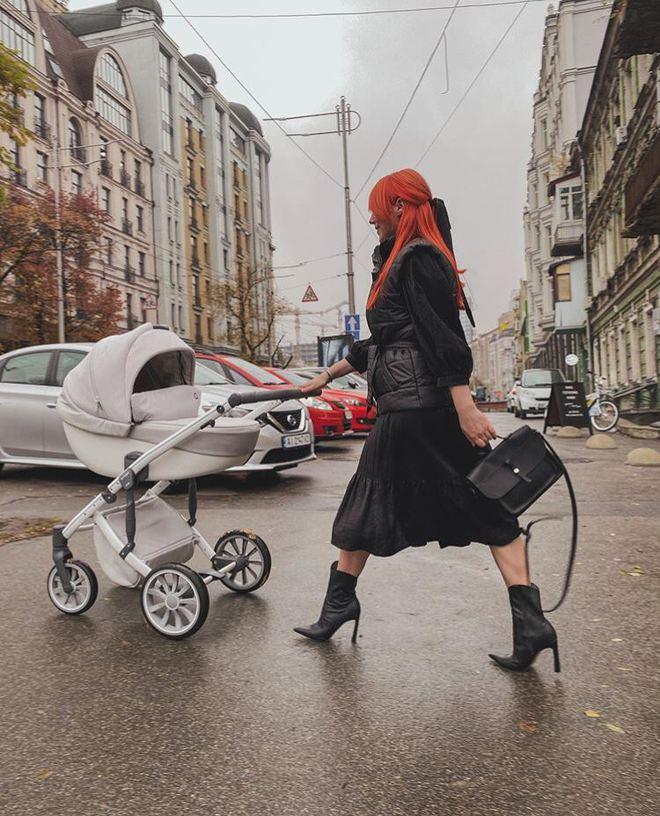 Світлана Тарабарова з дочкою
