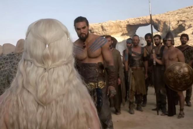 """На Мальте разрушилась скала, известная по сериалу """"Игра престолов"""""""