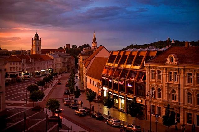 Тиждень Прибалтики: Вільнюс