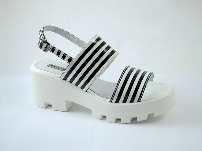 Літнє взуття - Fatyanova