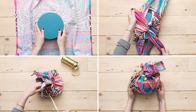 Як упакувати новорічний подарунок