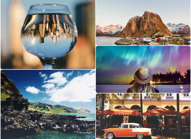 Путешествуем с Instagram: Топ-5 travel-блогов недели