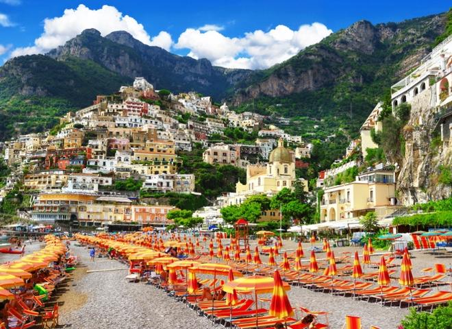 Пляжі Італії: Scala dei Turchi