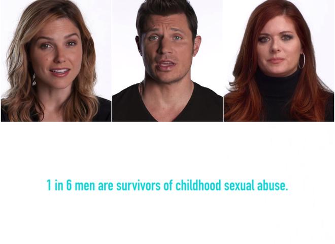 Вийшов ролик про чоловіків, які стали жертвами сексуального насильства