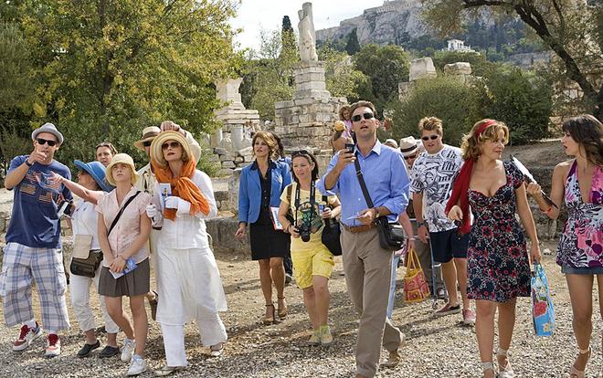 Кинотуризм в Греции