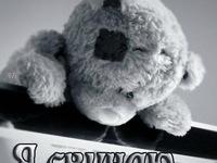 Грустные открытки с Тедди