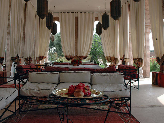 Найромантичніші готелі: Beldi Country Club