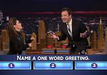 Fast Family Feud with Eva Longoria