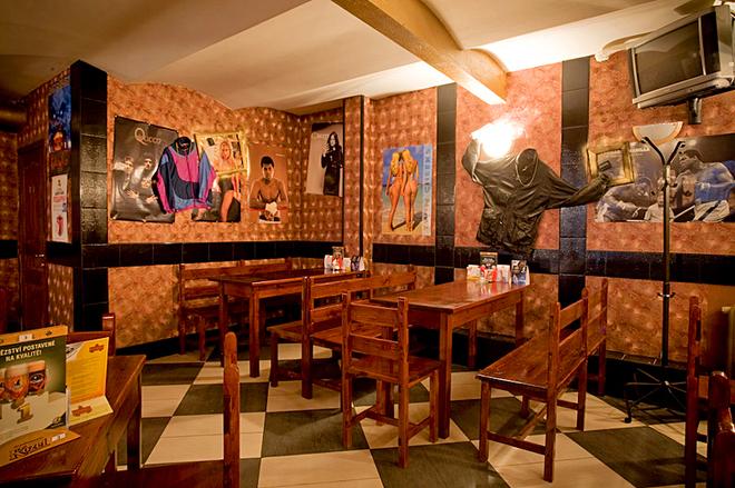 Где перекусить в Москве: Золотая вобла