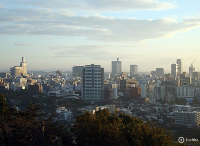 Префектура Міягі
