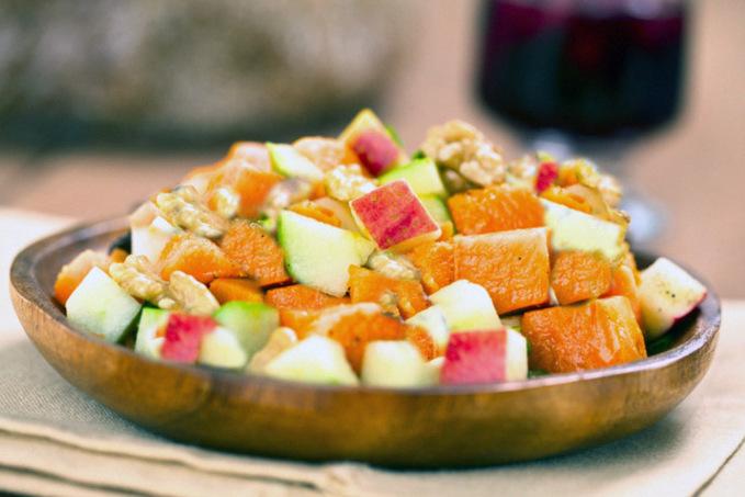 Пісні салати без рослинного масла