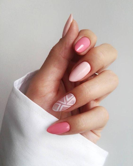 Наймодніша форма нігтів 2018