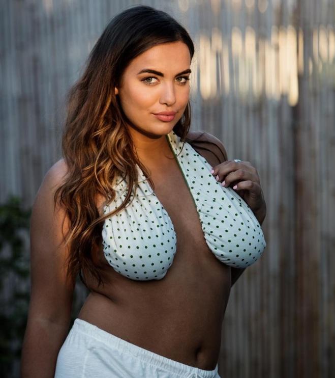 Двустороннее полотенце для груди