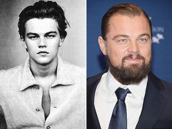 Самые красивые мужчины сквозь года