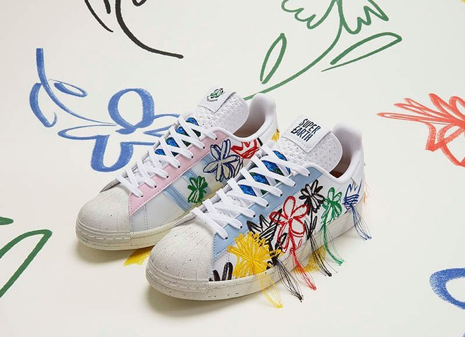adidas Originals выпустили экологическую коллекцию кроссовок