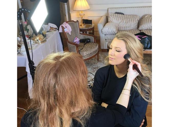 Інноваційний макіяж Блейк Лайвлі на Каннському кінофестивалі від Шарлотти Тілберлі