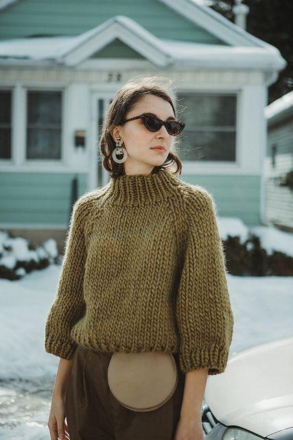 Модні светри осінь-зима