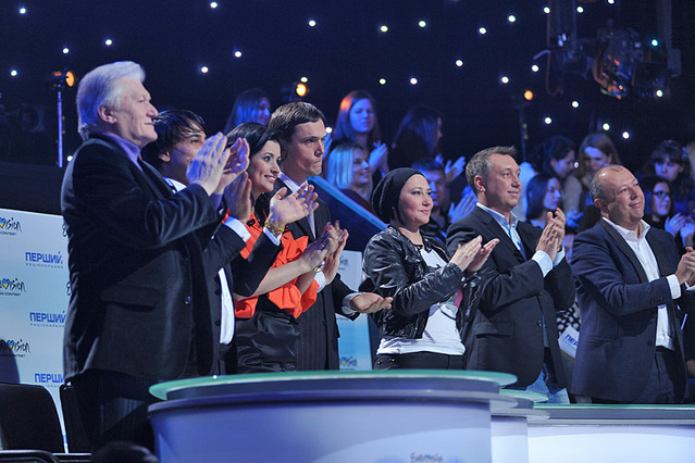 Фінал відбіркового туру Євробачення