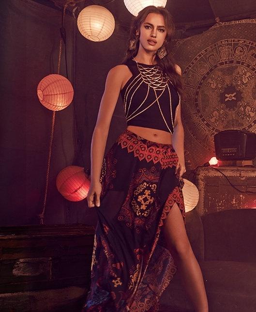 Ірина Шейк в рекламній кампанії Bebe
