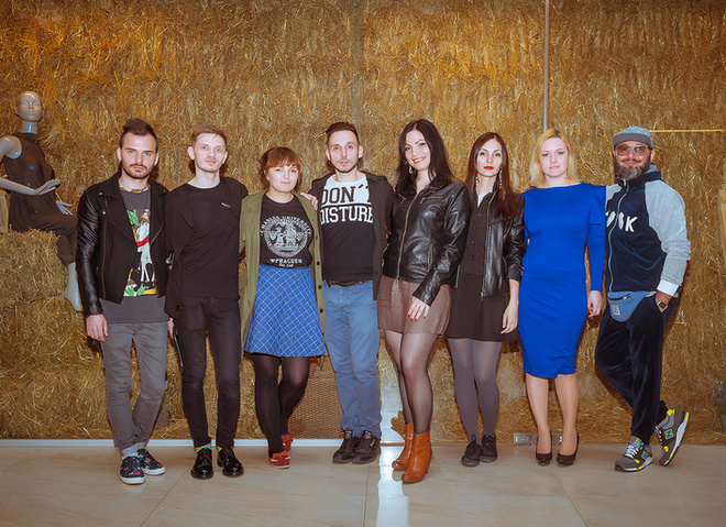 Соціально-культурний проект «Ukrainian Designers Corner» в Преміум Галереї «АТМОСФЕРА»