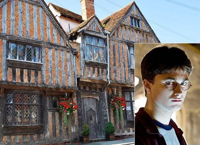 Кинотуризм: в Британии откроется для посещения дом детства Гарри Поттера