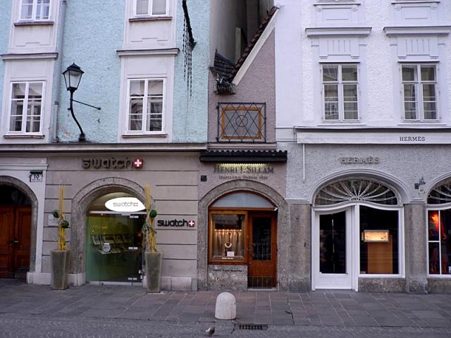 5 самых маленьких домиков в мире: Дом в Зальцбурге
