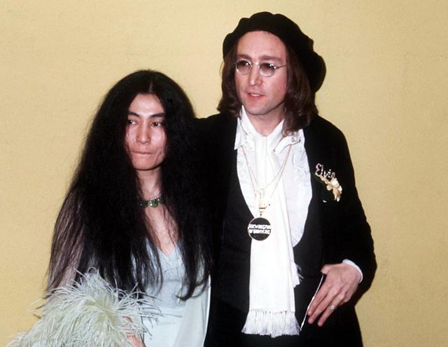 история любви Йоко Оно и Джона Леннона