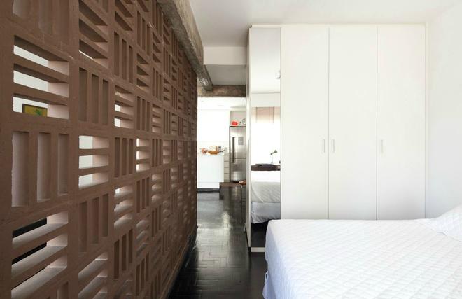 Квартира в Сан-Паулу (Бразилия), автор – Филипе Рамос (Filipe Ramos)