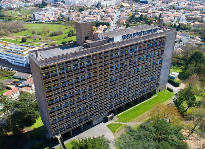 Ле Корбюзьє: чим цікавий найнезвичніший житловий комплекс Марселя