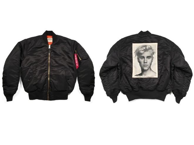Джастин Бибер выпустил коллекцию одежды