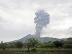 Отмены рейсов в из-за вулкана