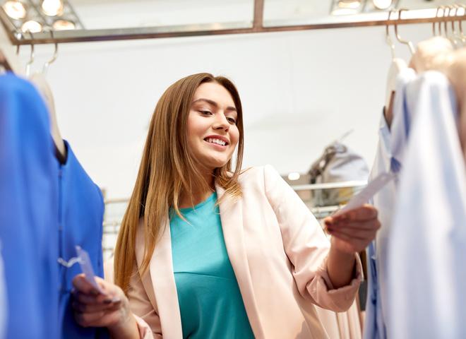 Wie man die Kleiderqualität bestimmt