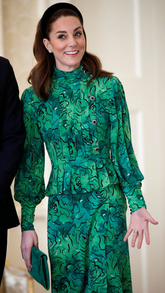 Кейт Міддлтон образи 2020