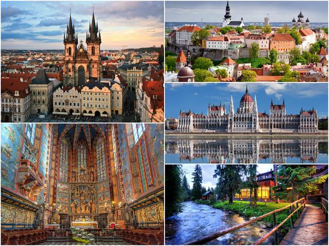Туры на майские праздники: едем в соседние страны