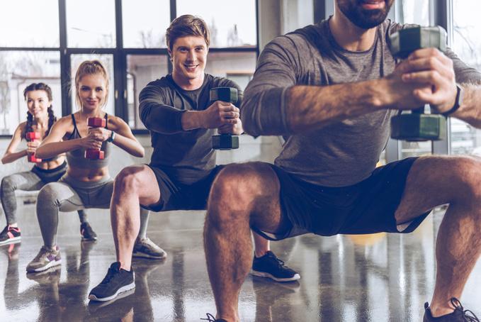 спорт и возраст