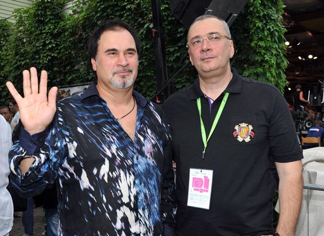 Валерий Меладзе, Константин Меладзе