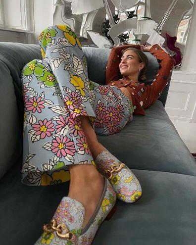 Как сочетать психоделические принты — модные примеры