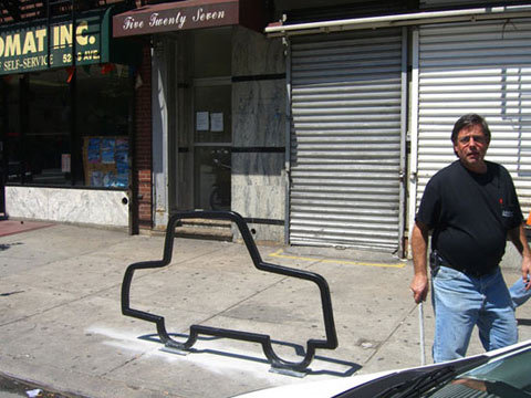 Велосипедные парковки